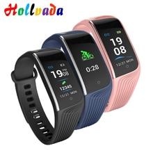Новинка S4 цветной экран умный Браслет монитор сердечного ритма браслеты Bluetooth фитнес-трекер android Смарт-часы IP67 водонепроницаемый