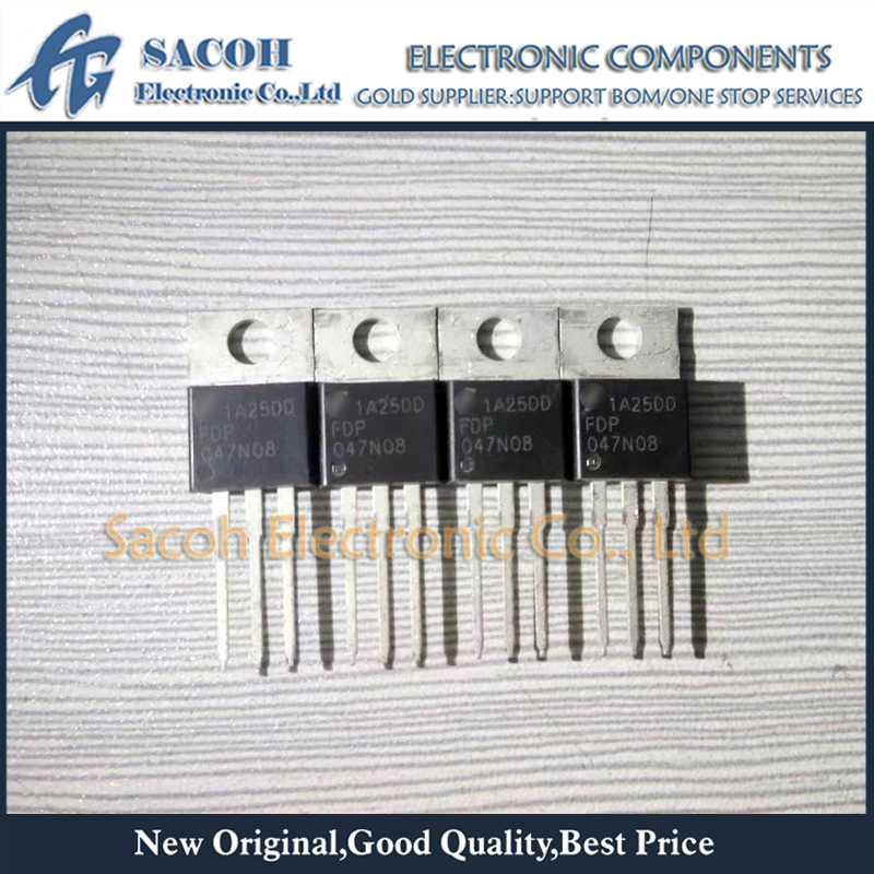 5pcs 6298 FDS6298 SOP-8 30V N-Channel Fast Switching PowerTrench MOSFET