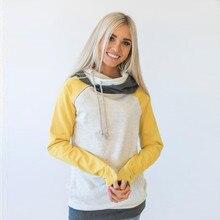 2017 Double hood hoodies sweatshirt