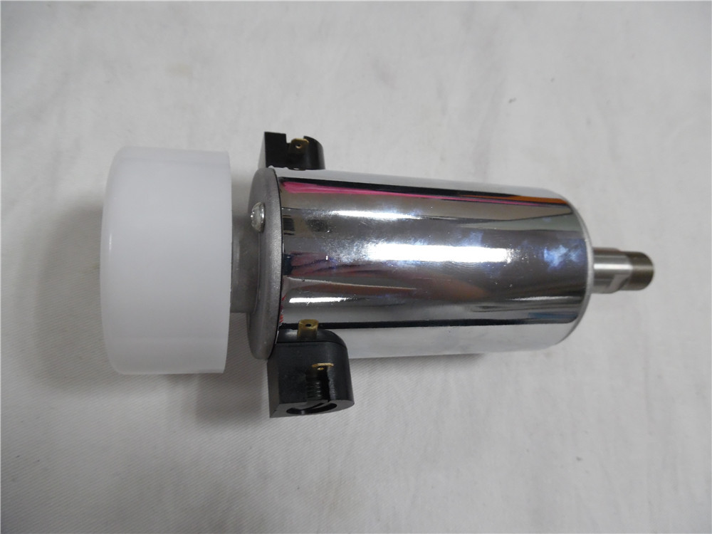 300W DC Spindle Motor Air-cooled 12-48V Brushed 12000rpm 52mm ER11 3.175mm Carving Milling 450w cnc dc spindle motor and speed control board 48vdc 12000rpm dc air cooling 0 42nm er11 for diy carving pcb milling machine