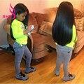 Малайзии Девы Волос 4 Связки Прямой 7А Класс Virgin Необработанные Человеческих Волос Weave Связки Малайзийские Волосы Роза Красоты Волос