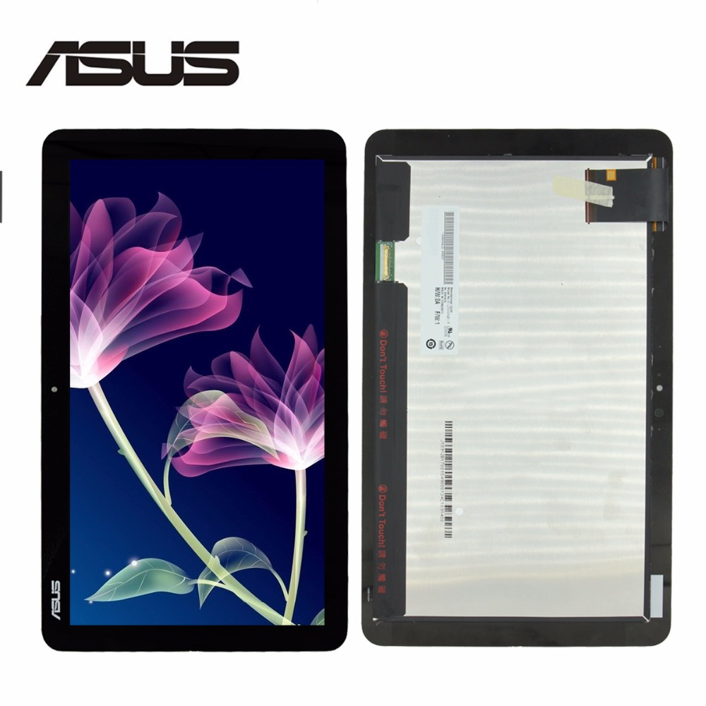 Original 12.5 Inch For Asus T300chi T3chi LCD Display + Touch Screen Assembly 1920*1080 B125HAN01.0 original 100%test for asus ux31a lcd screen assembly 40 pin 13 3 1920 1080 tested good with touch with free tool