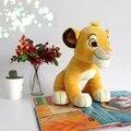 Новый Хорошее Качество Милые 1 шт. Сидя Высоко 26 см Simba Король Лев Плюшевые Игрушки, Simba Мягкая Мягкие игрушки куклы Для Детей Подарки
