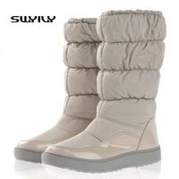 New 2013 Brand Hot Sale Flats Snow Boots Winter Boots Waterproof Women S Shoes Japanned Plush