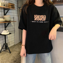 2019 Summer Womens Tshirt Harajuku Kawaii Funny Women Shirts O-Neck Short Sleeve Female Tops