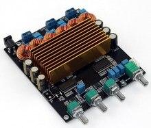 TC2001 STA508 2.1 D sınıfı HIFI ses dijital amplifikatör kurulu 160W + 80W + 80W