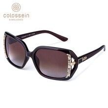 Gafas de sol coloswin MSTAR polarizadas 2019 nuevas gafas de sol de moda gafas de sol graduales de lujo suave gafas clásicas UV400