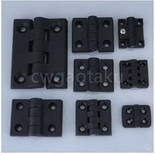 10 шт./компл. черный Цвет нейлон Пластик петля для деревянных ящиков мебель Электрический мебельная фурнитура