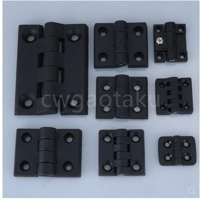 10 шт./компл. черные нейлоновые пластиковые петли для деревянных ящиков, мебели, электрических шкафов