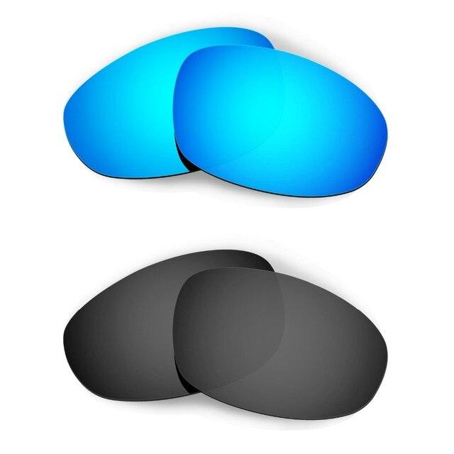 Lunettes de soleil Hkuco bleues homme QXNiDUX
