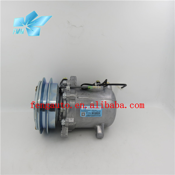 Air-conditioning Installation R4 Ac Compressor For Car Cadillac Brougham Fleetwood For Car Gmc Jimmy Pickup Truck Sonoma Suburban For Buick 15-20189 88964862 Auto Replacement Parts