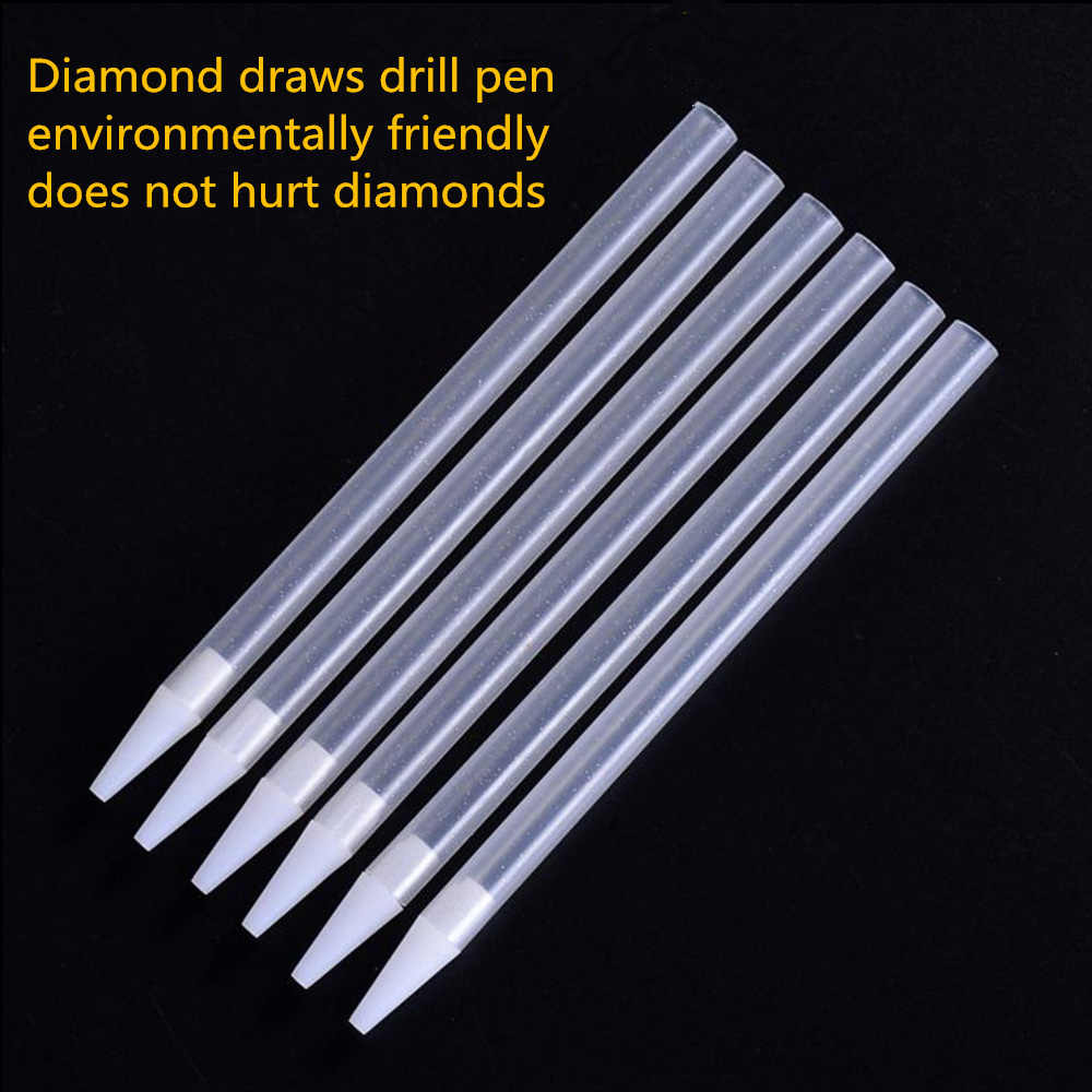 Drop Shipping Professional Pen for Diamond Painting tools Diamond Embroidery Accessories Point Drill Rhinestones Mosaic Tool LYY