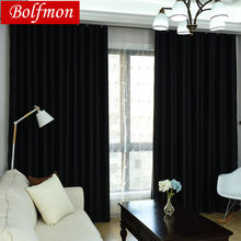 b81b767dfcd63 Popular Black Curtains for Bedroom-Buy Cheap Black Curtains for ...