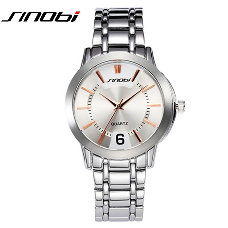 New With Tags Sinobi Watches Men Famous Brand Luxury