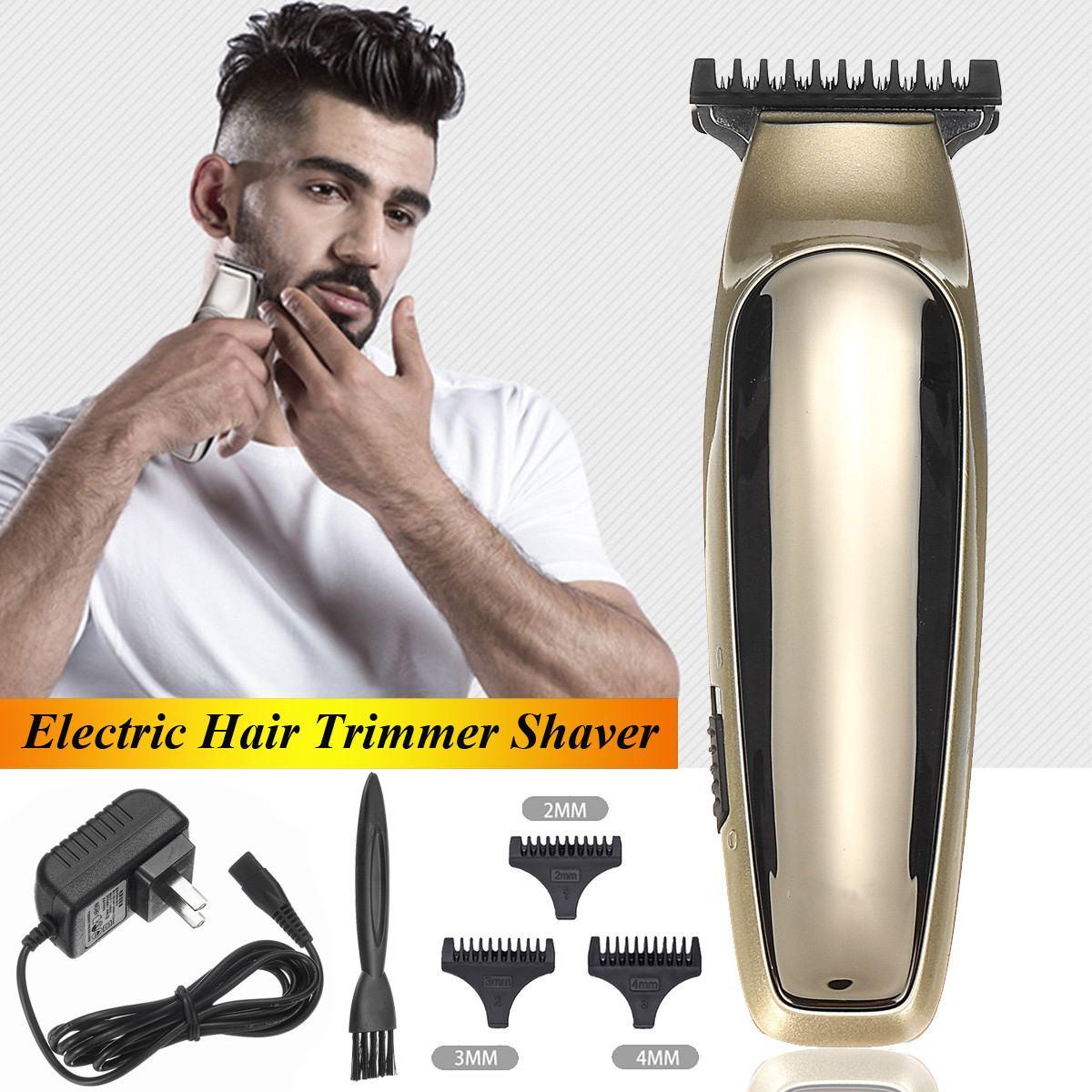 5 V professionnel tondeuse électrique rasoir cheveux Rechargeable électrique tondeuse à cheveux réglable en céramique lame Machine de coupe de cheveux