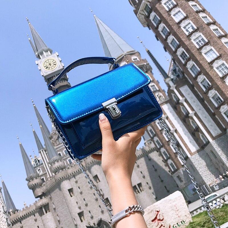 RUOCI Små Dam Väskor PU Läder Messenger Bag Designer Mini Shoulder - Handväskor - Foto 4