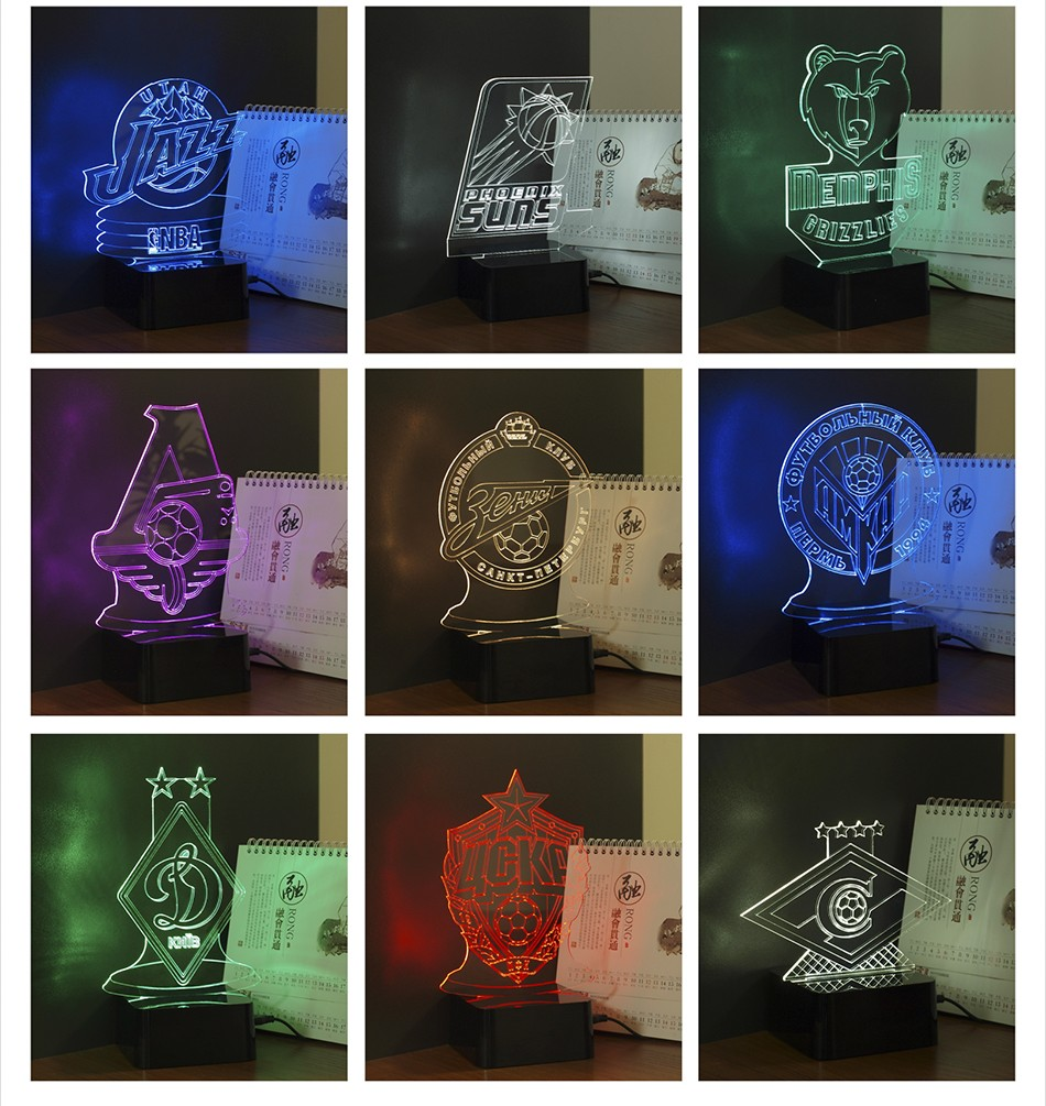 3D Visiual Darth Vader USB Led Night Light Star War Figure Touch Desk Table Lampara as Home Decor Lampe (7)