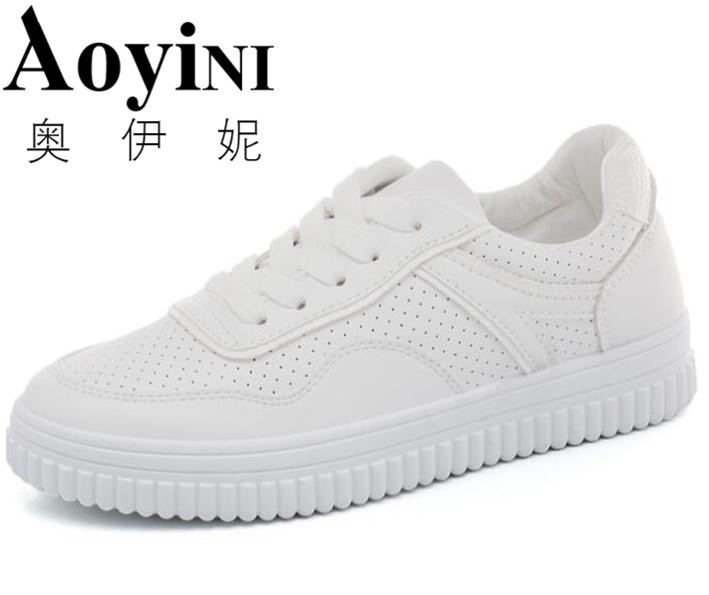2017 NEW Summer Casual Women Shoes Lace-up Breathability Feminine Shoes Tenis Feminino Zapatos Mujer Casual Shoes