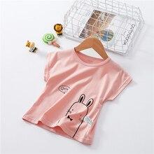 Kids Baby Boy Girl T Shirt Casual Wear