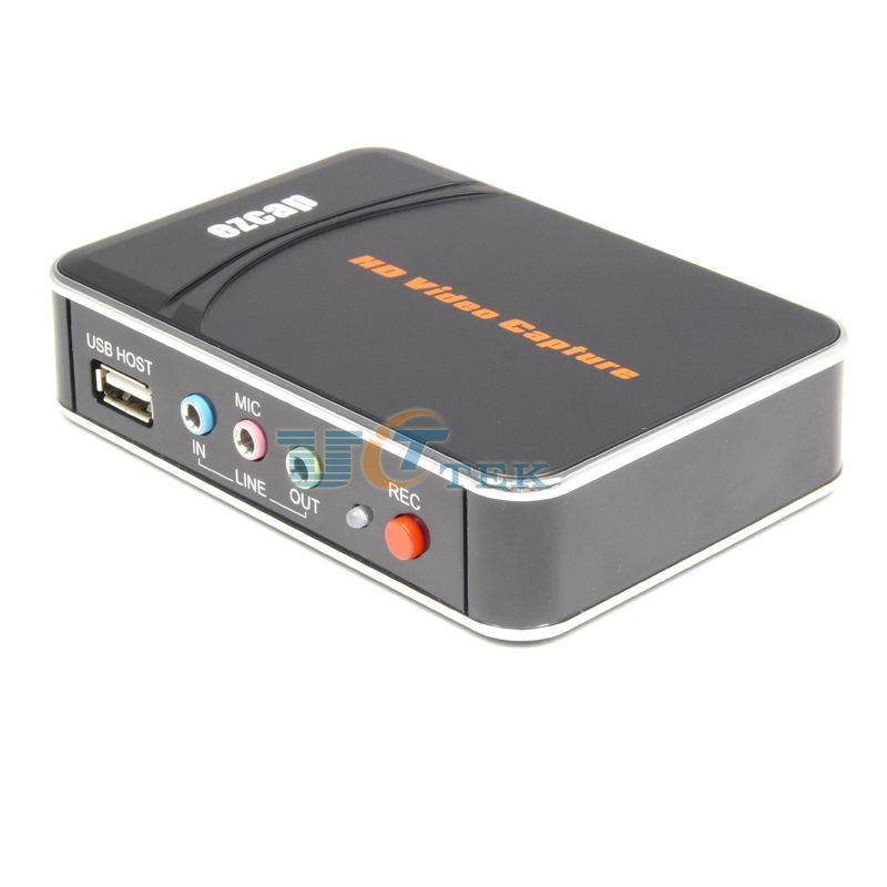 EZCAP HDMI HD Video Capture Card Box Device Support Voiceover 1080P to USB Flash