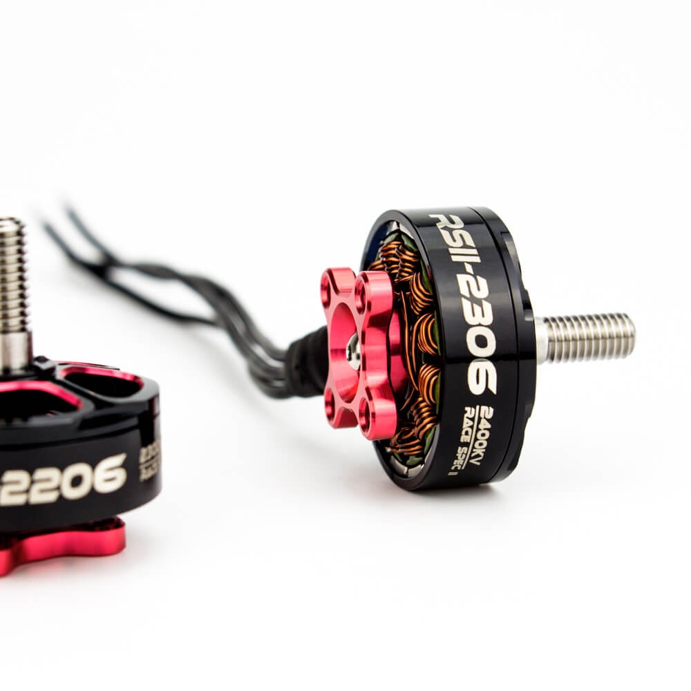 Image 5 - Emax RSII 2306 Race Spec Brushless Motor 4 6S For RC Plane FPV Drone Racing-in Parts & Accessories from Toys & Hobbies