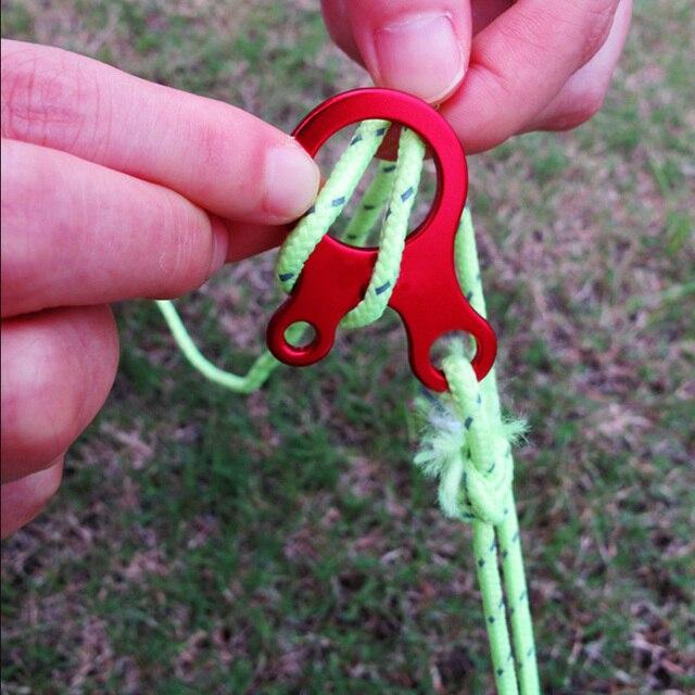 Quick Tent Knot Hook 5
