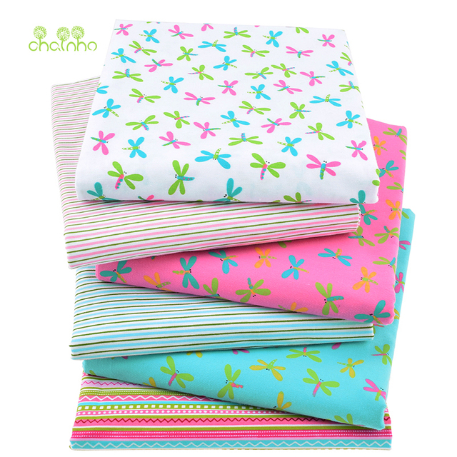 Aliexpress Buy New Print Twill Cotton Fabric For Sewing Doll