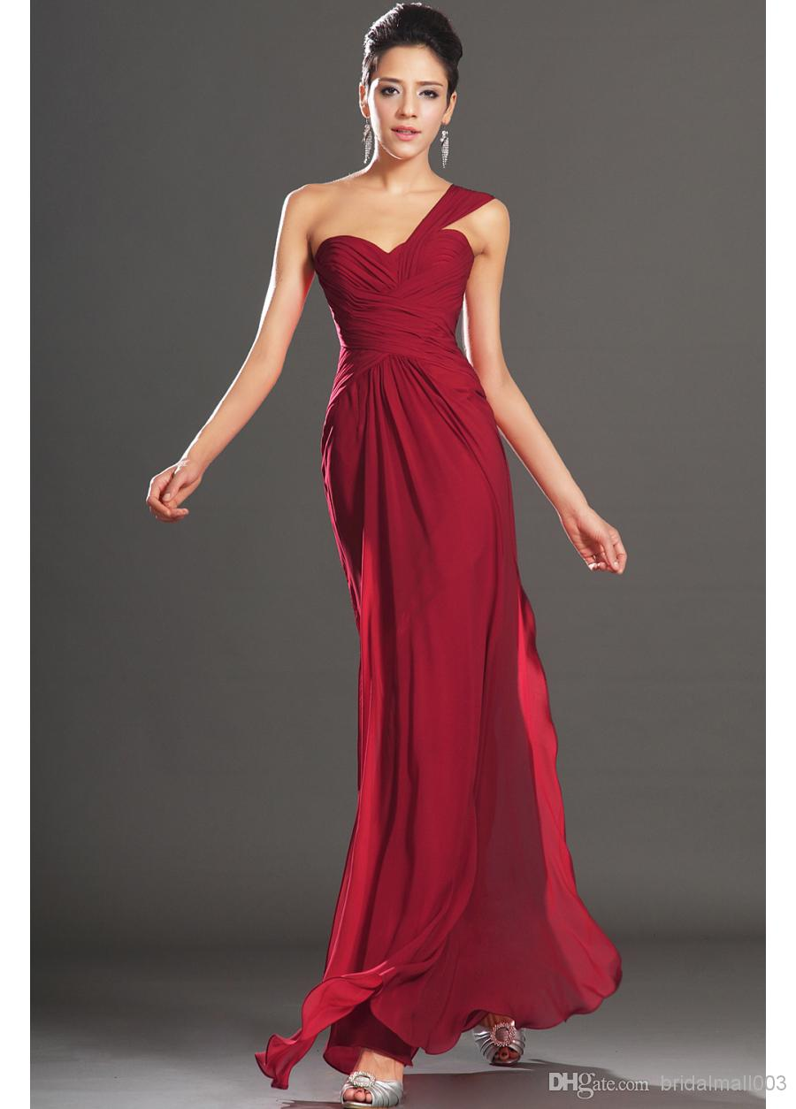 Chiffon bridesmaids dresses under 100 gallery braidsmaid dress dress simple picture more detailed picture about 2014 a line one 2014 a line one shoulder ombrellifo Image collections