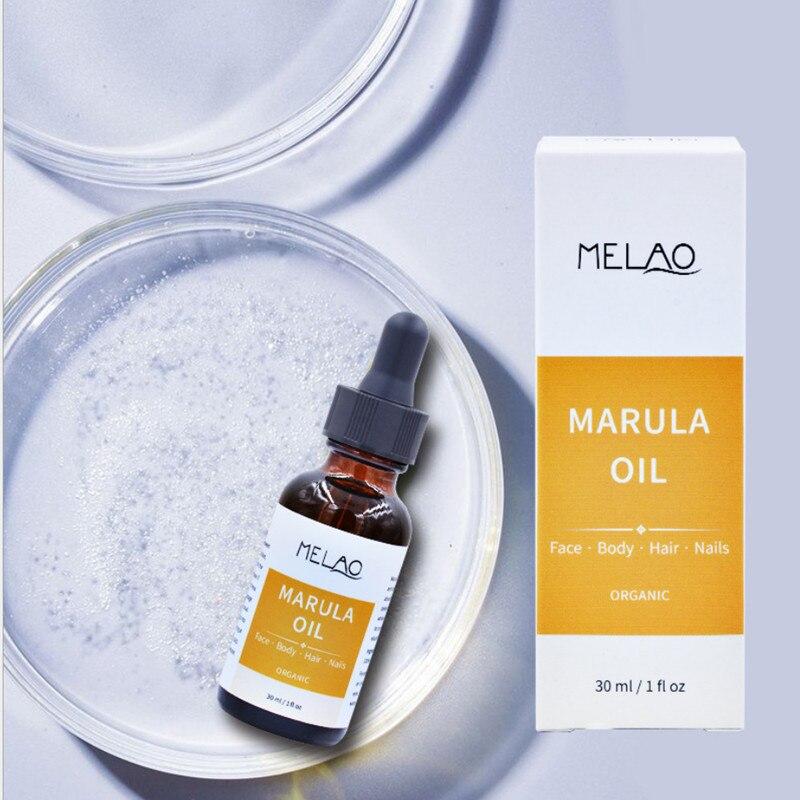 MELAO Anti Aging Oganic Essential Oils Marula Oil Plant Base Oil Skin Care Nail Body Massage Oil Skin 30ml
