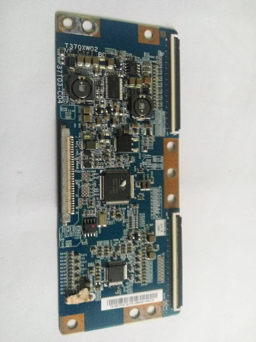 T370XW02 VF 37T03-C04 LCD Board Logic Board FOR LT37710 LT37510 T-CON Connect With Connect Board