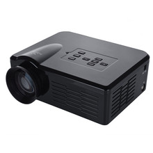 Mini BL-35 1000Lumens LCD LED HD Video 3D Home Theater Mini TV DVD game Projector Proyector Beamer Projetor factory