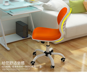 Computer Chair Home Office Chair Mobile no handrail small lift swivel chair mesh staff chair mesh chair swivel office chair high back gas lift armchair rolling legs office furniture hot sale