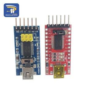 Image 4 - FT232RL FT232 Ftdi Usb 3.3V 5.5V Naar Ttl Seriële Converter Adapter Module Mini Port Voor Arduino Pro Mini usb Naar 232 Usb Naar Ttl