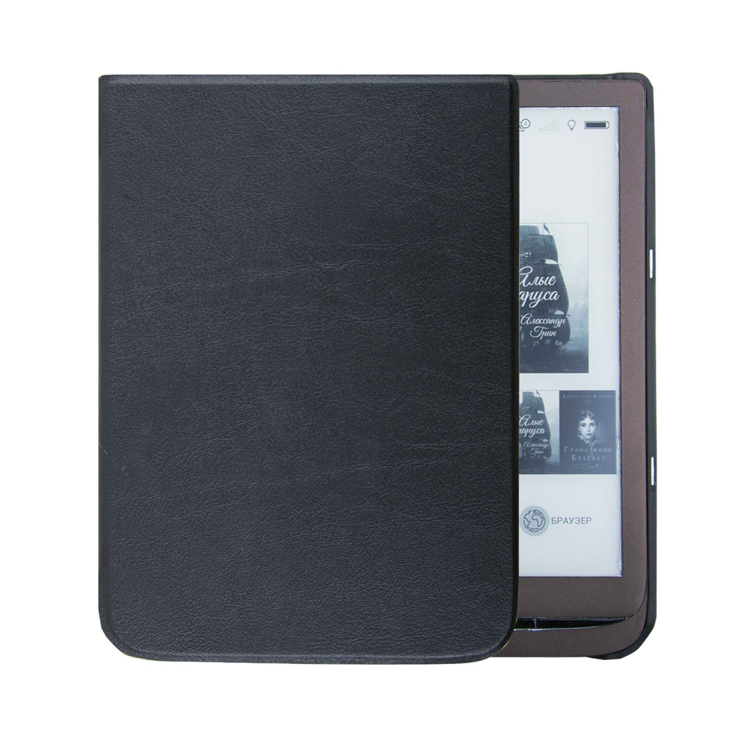Magnetic Case for PocketBook 740 7.8 inch InkPad 3 E-Book Auto/wake Tablet case for InkPad 3 pro + Gifts