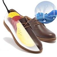 10W Race Car Shape Voilet Light Shoe Dryer Foot Protector Boot Odor Deodorant Device Shoes Drier