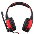 KOTION G4000 PC Game Music Video Headphones Headset Computer Gaming for LOL Dota Assassin's Creed Battlefield4 CS Media Player