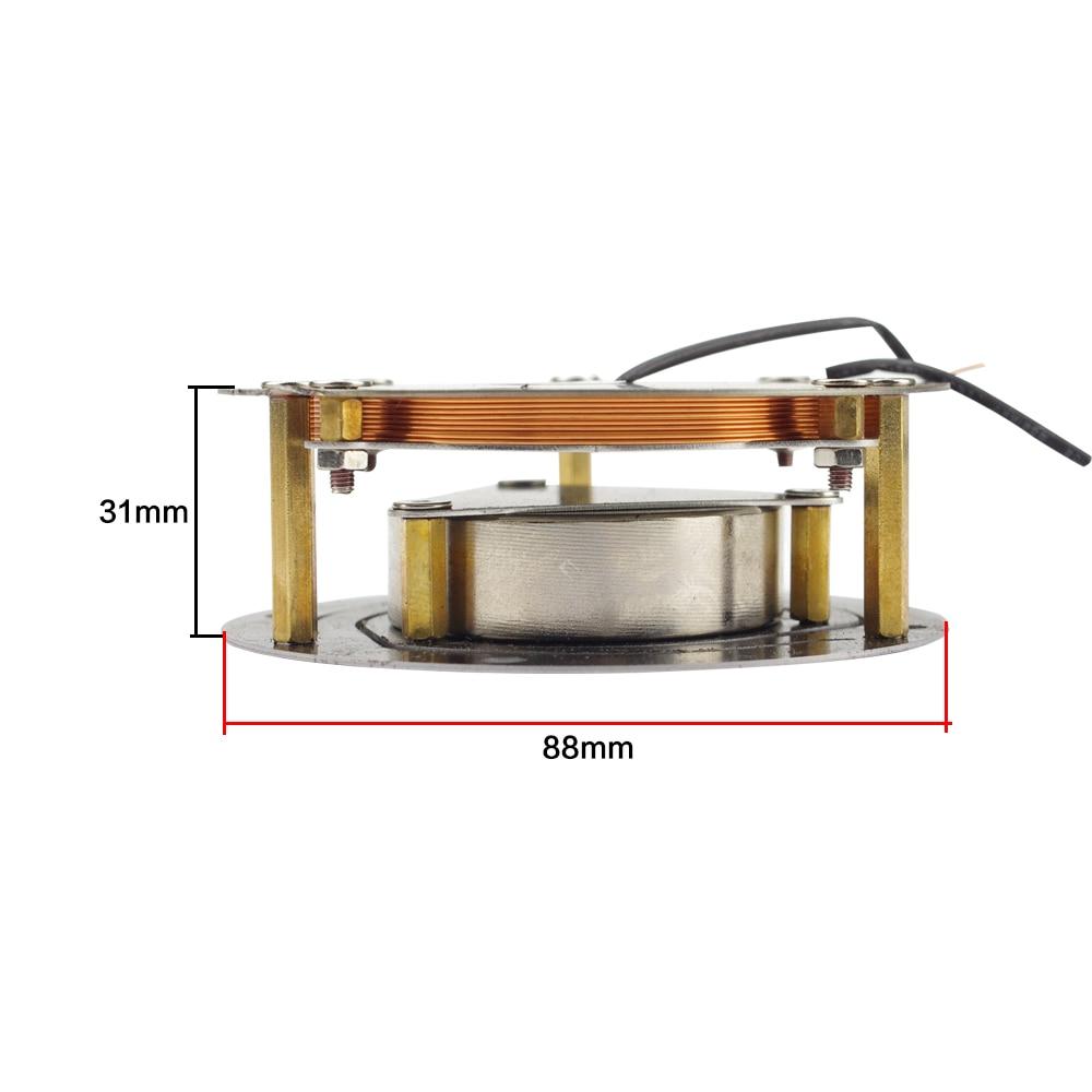Altavoz de vibración de 3 pulgadas y 100 vatios de alta potencia, - Audio y video portátil - foto 6
