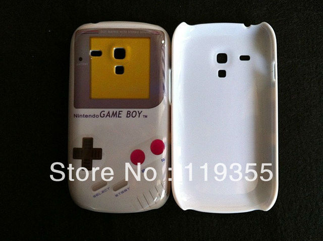 1pcs Game Player Cover Case For Samsung Galaxy S3 Mini i8190, Freeshipping