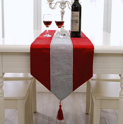 Western Table Runner Fashion 33x250cm Coffee Table Cloth Table Mat Dinner  Beautiful Table Cover In Table Runners From Home U0026 Garden On Aliexpress.com  ...