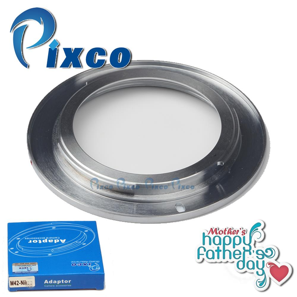 Pixco Macro Lens Adapter Suit For M42 to Nikon Camera D7200 D5500 D750 D810 D4S D3300 Df D5300 D610 D7100 D5200 D600 D3200 D800