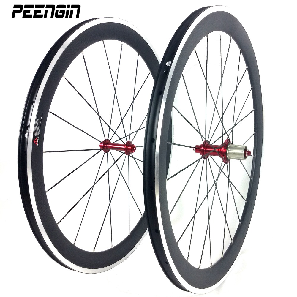 carbon alloy clincher wheelset 50mm 700C roue alu carbon rim aluminum road wheels 20mm width ODM factory sales nice performance в какой аптеке бреста можно конский жир
