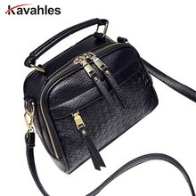 2017 Women Crossbody Bags For Women Small Handbags Leather Famous Brand Fashion Women Messenger Shoulder Bag