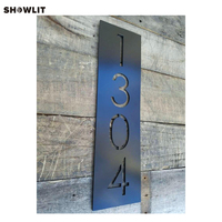 Laser Engraved Signs House Door Plates