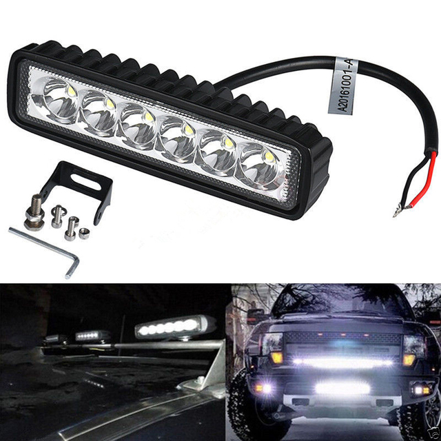 Hot car styling 6 inch mini led light bar motorcycle led bar offroad hot car styling 6 inch mini led light bar motorcycle led bar offroad daytime running lights aloadofball Choice Image