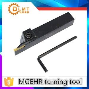 Image 1 - MGEHR1010 MGEHR1212 MGEHR1616 MGEHR2020 1.5 2 2.5 3 4 5 rowków arborTool uchwyt na wytaczadło narzędzie cnc toczenie zewnętrzne narzędzie