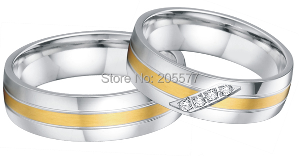 custom made western European style His and Hers Matching wedding couples Rings sets цены онлайн