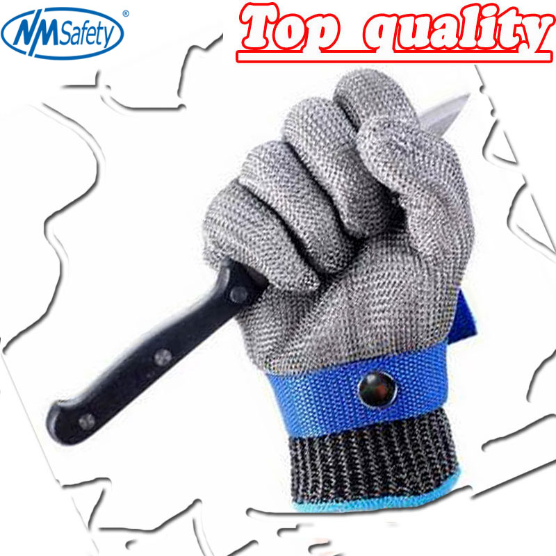 nmsafety-hig-quality-safety-cut-proof-protect-glove-100-stainless-steel-metal-mesh-butcher-gloves-aisi-316l