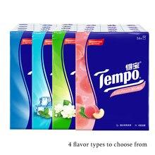 Tempo Бумажное полотенце Duplo x 36 мешков, небольшая сумка Легко носить с собой