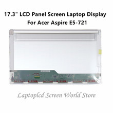 FTDLCD 17.3″ LCD Panel Screen Laptop Display Repair Computer Screen For Acer Aspire E5-721 (No Touch)