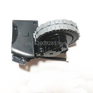 Image 3 - Links Rechts rad für roboter staubsauger ilife v8s v80 roboter Staubsauger Teile ilife V8c/V85/V8e/V8 Plus räder motor